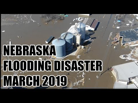 Eastern Nebraska Flooding - March 15 2019