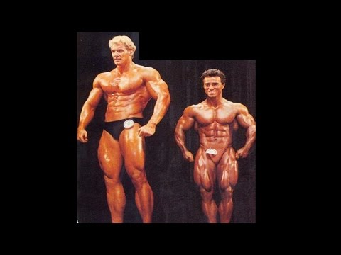 The forgotten German Giant Bodybuilder...