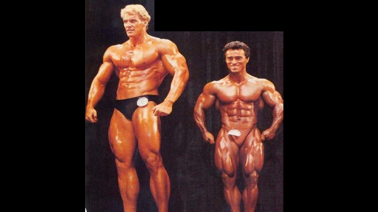 The forgotten German Giant Bodybuilder - YouTube