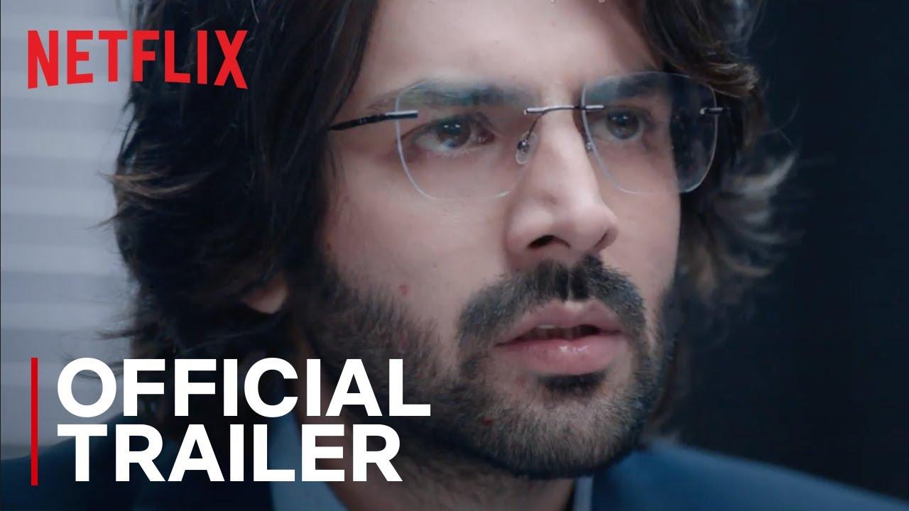 Download Dhamaka | Official Trailer | Kartik Aaryan | Ram Madhvani | Netflix India