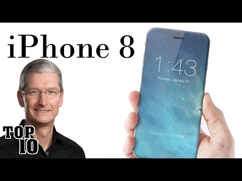 Thumbnail: Top 10 iPhone 8 Rumors You Need To Know