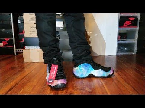 a63b2d7faea NIKE AIR FOAMPOSITE ONE BIG BANG REVIEW + ON FEET - YouTube