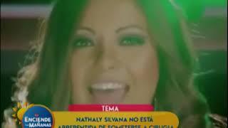 NATHALY SILVANA NO ESTÁ ARREPENTIDA DE SOMETERSE A CIRUGÍA