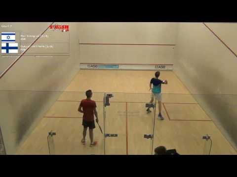 HEAD Danish Junior Open 2016 Friday- Court 7 Cam