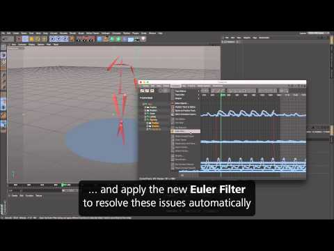 Cinema 4D R17 – Animation Improvements