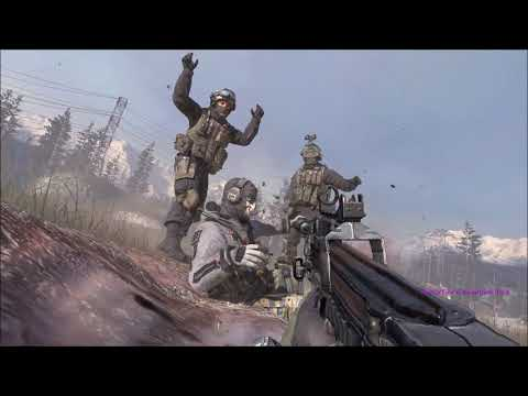 COD MW2 - Can You Save Ghost Or Kill Sheppard Early?