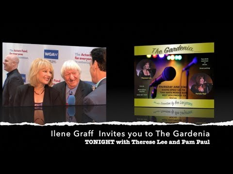 Ilene Graff talks The Gardenia with Therese Lee and Pamela Paul with Shout Out For A Cause