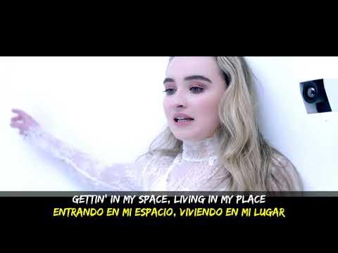 ALIEN-subtitulado español e ingles/SABRINA CARPENTER, JONAS BLUE