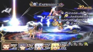 Tales of Symphonia Game Sample - GameCube