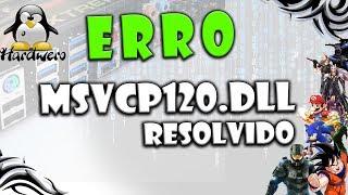 Erro falta msvcp120.dll   the sims 4 e outros jogos [RESOLVIDO]
