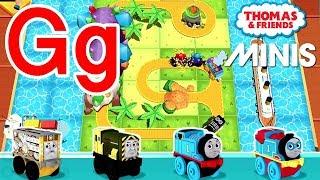 Gg — Thomas ve Arkadaşları Mini ile Öğrenmek Akk Kendi mektup 'Senin'G'' Tren yolu İnşa Verilmiştir.
