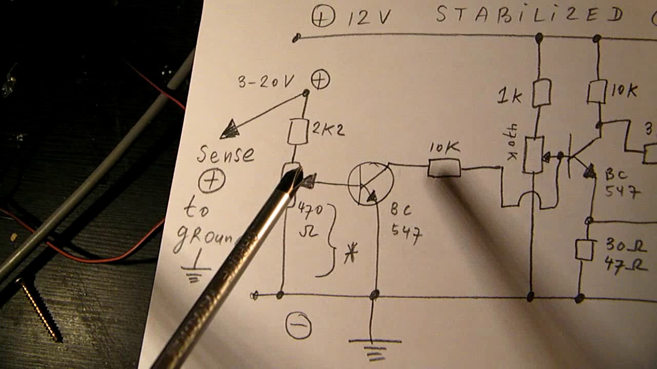Very Precise Voltage Dependent Switch The Schmitt Trigger Analog Asymmetrical Inverting Electronics Tutorial Circuit Working On Say 12 14 Volt