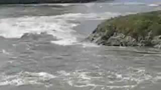 Reversing Falls - St. John, New Brunswick, Canada