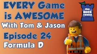 Every Game is Awesome 24: Formula D