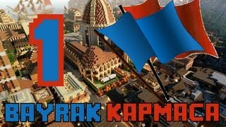 Cesur Arena - Bayrak Kapmaca - Bölüm 1