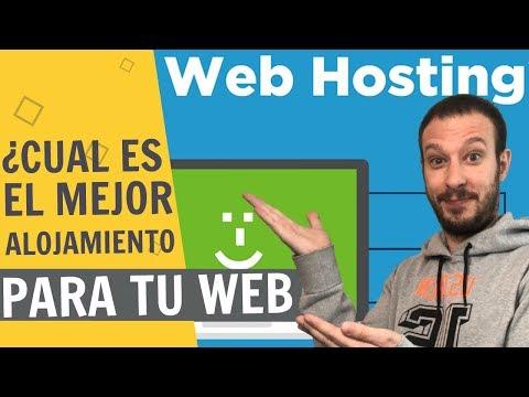 Cómo elegir el MEJOR ALOJAMIENTO (hosting) PARA TU WEB o NEGOCIO ONLINE