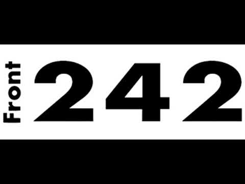 Front 242 - Front By Front Mix [EBM/New Wave/Industrial/Cyber/Goth]