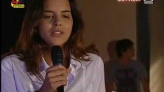 MCA 7 - Rui e Margarida cantam heartbeat