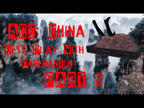 First Leap of Faith In China||ACC: China Walkthrough Lets Play #2