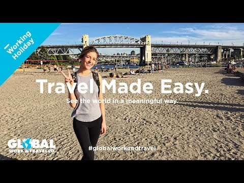 Working Holiday in Canada with Sarina - The Global Work & Travel Co. Reviews