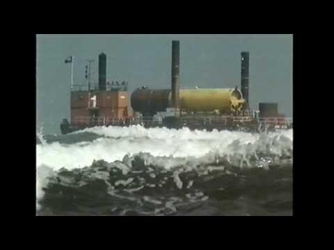 November 2000, Tomorrow's World, Blyth Offshore Wind Turbines