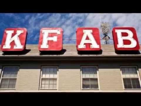 1110 KFAB Omaha News Radio Jingle -1960s-1980s - Aircheck