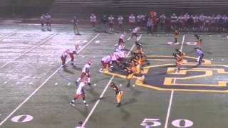 Jaryl Mamea #57 DT/DE Chabot Football Highlights 2011-2012