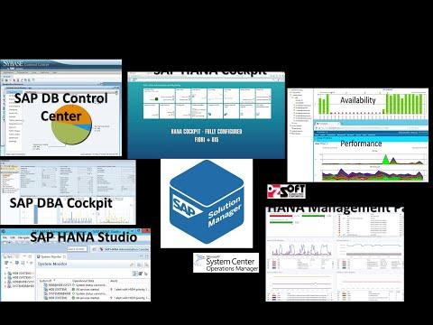 Mastering SAP Monitoring Session 7 - SAP HANA Monitoring, Management & Automation