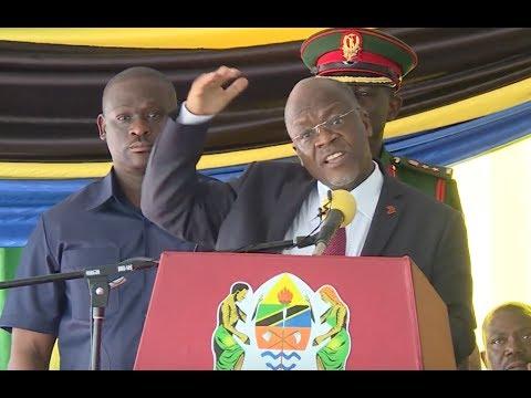 Yote aliyoyasema Rais Magufuli leo June 1 2017