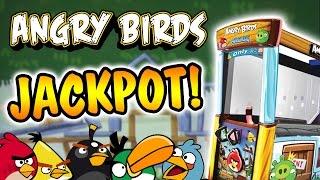 Angry Birds Arcade Game - JACKPOT!