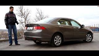 Старая гвардия - Honda Accord 7