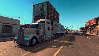 American Truck Simulator #однажды на Диком Западе!