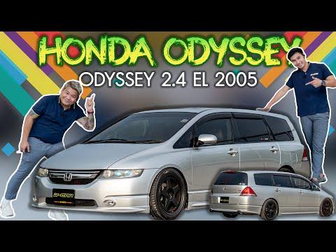 Honda Odyssey สายพ่อบ้าน FULL OPTION Dcar