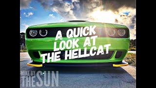 A quick look at the Hellcat