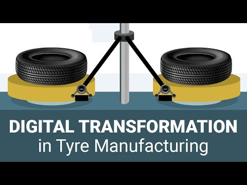 IoT In Tyre Manufacturing Process | How Digital Transformation Is Shaping Tire Industries?