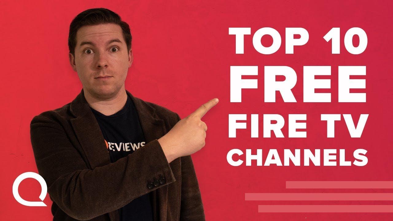 Download 10 Best FREE Amazon Fire TV Channels