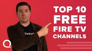10 Best FREE Amazon Fire TV Channels