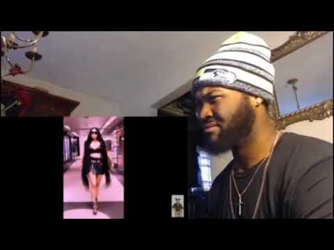 Nicki Minaj - Chun-Li (Music Video) - REACTION
