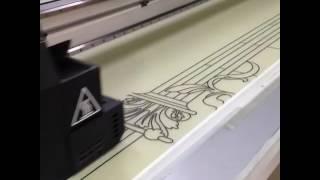 Объёмная уф-печать на стекле в г. Кемерово