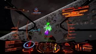 Elite: Dangerous PVP. HAZ RES Mega Battle