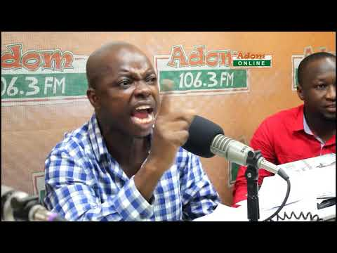Abronye listed Five (5) best ministers under President Akuffo Addo's government.