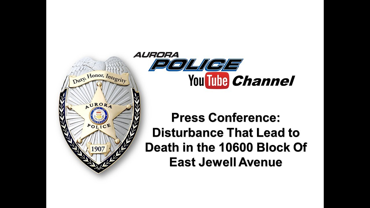 Blog: Aurora Police News