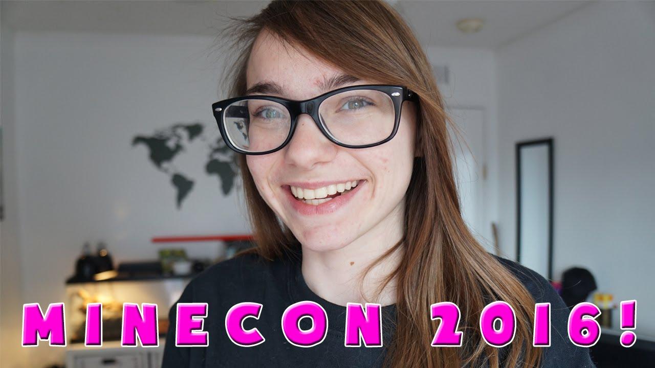 MINECON 2016!! DATE & LOCATION