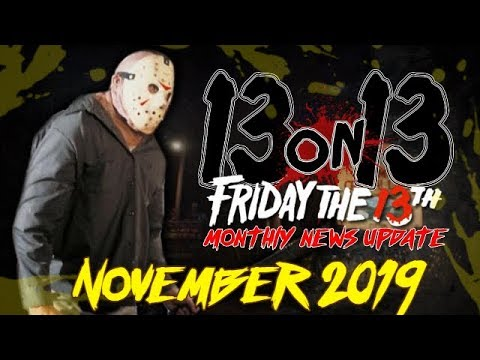 13 On 13 - Friday The 13th News Update - November 2019