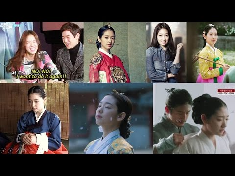Awesome Park Shin Hye Pretty As The Flower Queen At Royal Tailor