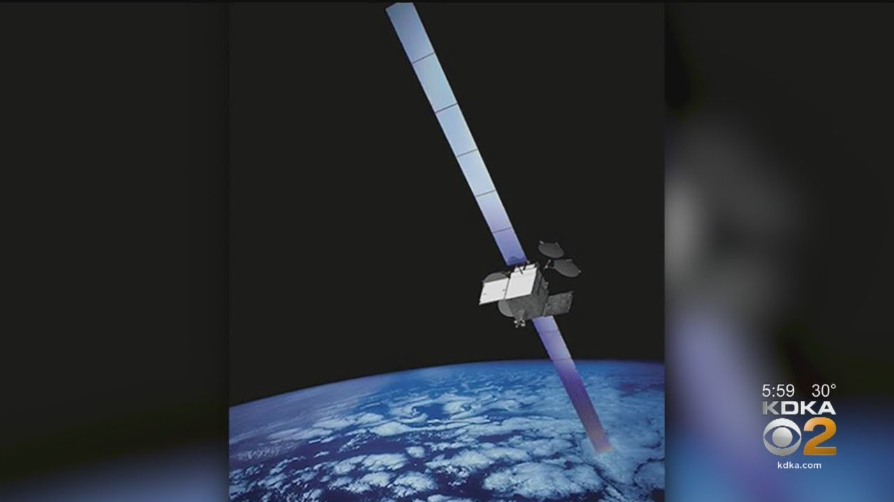 Chance Satellites Collide Above Pittsburgh Increases