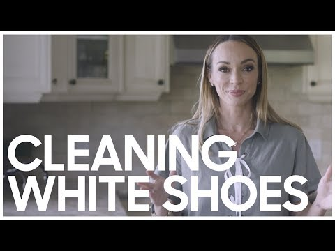 Cleaning White Shoes - Secrets Of A Stylist