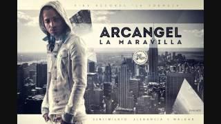 Arcangel - Flow Violento Instrumental (Prod. By: Diamante Records) HD