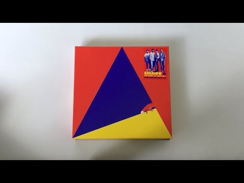 ♡Unboxing SHINee 샤이니 6th Studio Album The Story Of Light EP 1♡