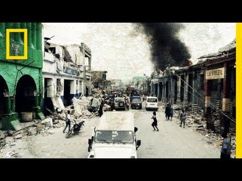 Patrick Meier: Crisis Mapping | Nat Geo Live